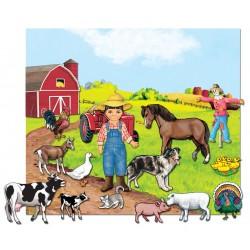 Prietenii mei din ferma x...